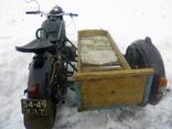 Мотоцикл к-750 с документом photo 6