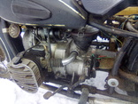 Мотоцикл к-750 с документом photo 8