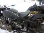 Мотоцикл к-750 с документом photo 9