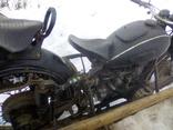 Мотоцикл к-750 с документом photo 12