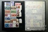 Полный набор почтовых марок СССР вып. 1960 года (MNH OG), 118 шт., в кляссере на 8 листов photo 2