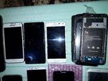 Одним лотом набір Смартфонів + з/ч + комплектуючі та багато іншого... photo 3