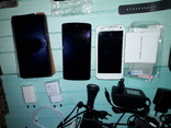 Одним лотом набір Смартфонів + з/ч + комплектуючі та багато іншого... photo 6