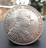 Талер 1763 р. Брауншвейх photo 1