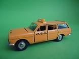 Волга ГАЗ-24, такси
