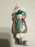 Елочная игрушка , Дед Мороз, СССР