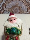 Елочная игрушка , Дед Мороз, СССР photo 3