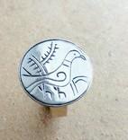 Реплика-копия Перстень КР Галицко-Волынское княжество 13-14 век, фото №4