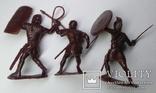 Три римских легионера ДЗИ ( коричневого цвета ), фото №11