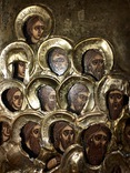 Икона серебро позолота photo 10