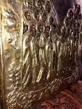 Икона серебро позолота photo 11