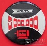 5.000.000   VOLTA   1972 (№327), фото №2