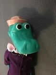 Кукла крокодил Гена 40см photo 3