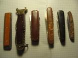 Складные ножики СССР photo 2