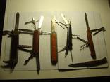 Складные ножики СССР photo 3