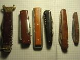 Складные ножики СССР photo 12