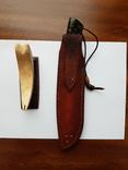 Нож охотничий на подставке photo 6