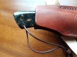 Нож охотничий на подставке photo 7