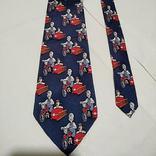 Шелковый галстук mad dogs. 1989 год