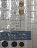 Мега лот 131 монета мира в альбоме photo 3