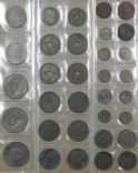 Мега лот 131 монета мира в альбоме photo 4