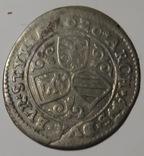 3 крейцера Фердинанда Кароля ,1646 года, Ерц-герцога Австрии,графа Тироля, фото №3
