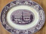 Тарелка 1867г. Англия