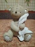 Скарбничка ведмедик, фото №2