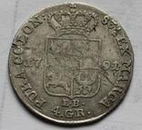 4 гроша 1791
