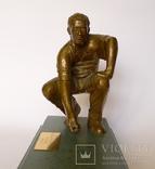 "Бронзовая скульптура на камне ""Победителю President's Putter"" гольф. photo 3"