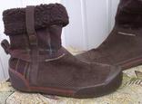 Утепленные ботинки SKECHERS 25 см 38 р