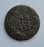 Денга (1/2 копейки) 1731 год
