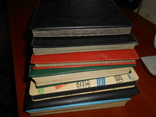 Альбомы с марками 7 штук. photo 1