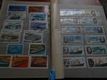 Альбомы с марками 7 штук. photo 5