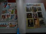 Альбомы с марками 7 штук. photo 8