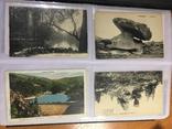 Альбом открыток 19-20 век. Виды Европы. 400 шт.