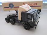 Камаз 5410 с полуприцепом одаз 1.43 с родной коробкой photo 3