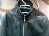 Кожаная куртка м 44*170 46*172 по бирке