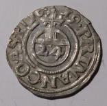 1/24 талера  1619  года Иоанна Георга I , курфюрста  Саксонии., фото №3