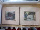 Две картине масло 1917 года австро-венгрия подпись художника photo 2
