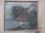 Две картине масло 1917 года австро-венгрия подпись художника photo 4