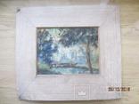 Две картине масло 1917 года австро-венгрия подпись художника photo 9