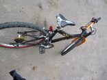Велосипед YAZOO на 26 кол. з Німеччини, фото №8