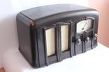 Ламповий радіоприймач VEFAR 2BD/39 (радиоприемник) photo 1