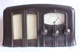 Ламповий радіоприймач VEFAR 2BD/39 (радиоприемник) photo 3
