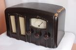 Ламповий радіоприймач VEFAR 2BD/39 (радиоприемник) photo 4