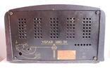 Ламповий радіоприймач VEFAR 2BD/39 (радиоприемник) photo 6