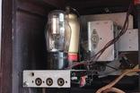 Ламповий радіоприймач VEFAR 2BD/39 (радиоприемник) photo 2