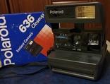 Polaroid 636. В коробке.