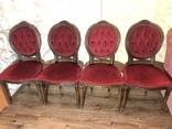 4 крісла
